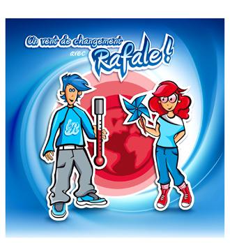 Un vent de changement avec Rafale